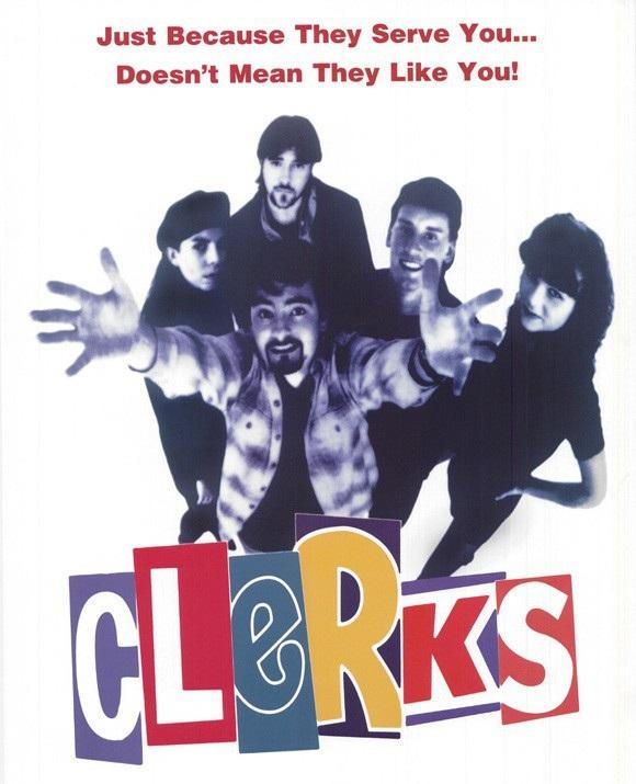 10. Clerks (1994)