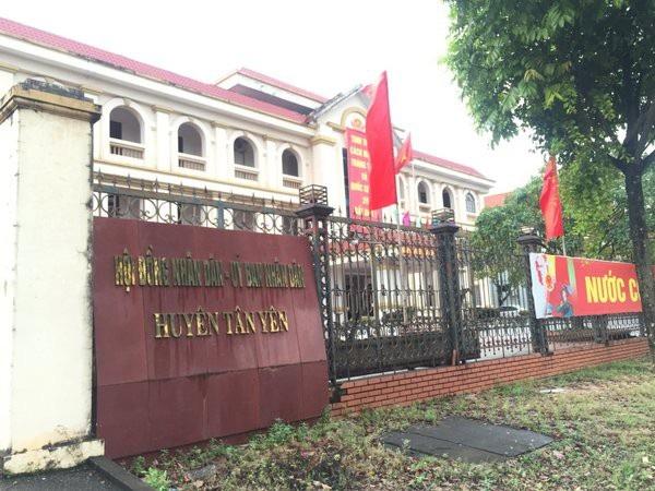 Thanh tra tỉnh Bắc Giang kết luận hàng loạt sai phạm trong dự án trăm tỷ tại huyện Tân Yên! - Ảnh 1.