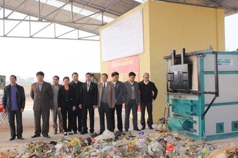 Cảnh báo từ những công nghệ đốt rác chưa được kiểm định - 1