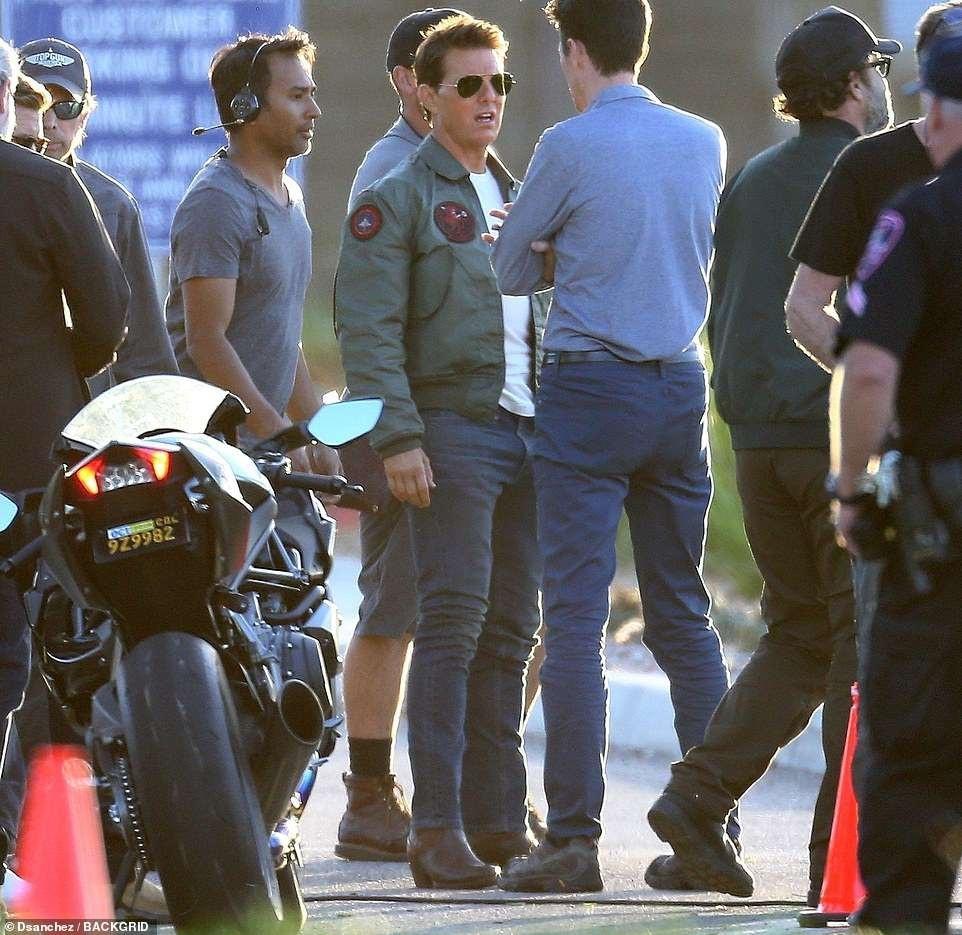 Đã 32 năm, Tom Cruise 56 tuổi, nhưng anh vẫn là Maverick của Top Gun... - Ảnh 13.