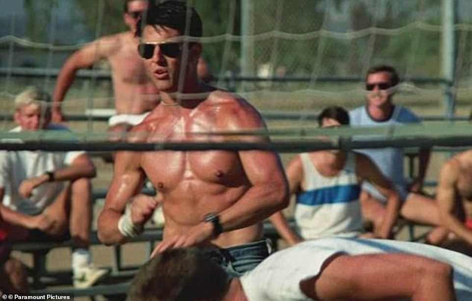 Đã 32 năm, Tom Cruise 56 tuổi, nhưng anh vẫn là Maverick của Top Gun... - Ảnh 14.