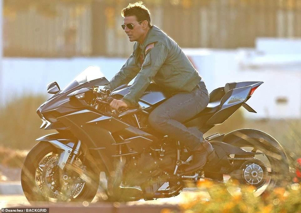 Đã 32 năm, Tom Cruise 56 tuổi, nhưng anh vẫn là Maverick của Top Gun... - Ảnh 6.