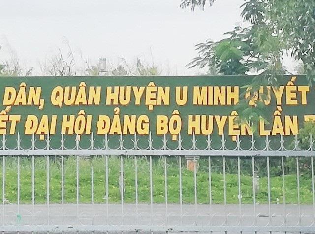 UBND huyện U Minh bị yêu cầu rút kinh nghiệm vì chậm ban hành kết luận thanh tra.