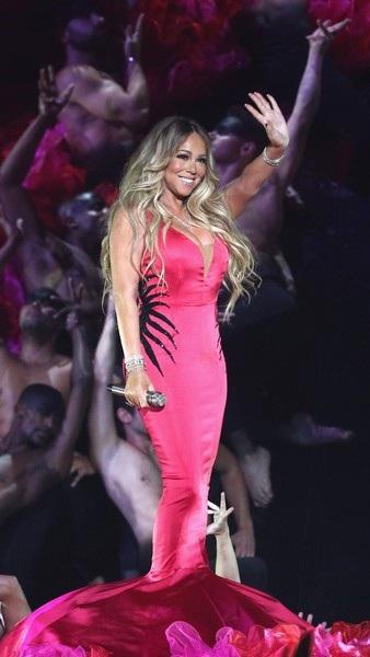 Mariah từng giành tới 21 giải American Music Awards trong lịch sử.