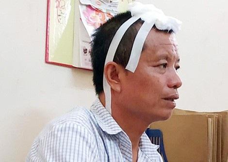 Đối tượng Nguyễn Văn Tiến.