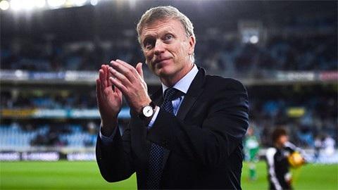 """David Moyes: """"Hãy kiên nhẫn với Mourinho"""""""