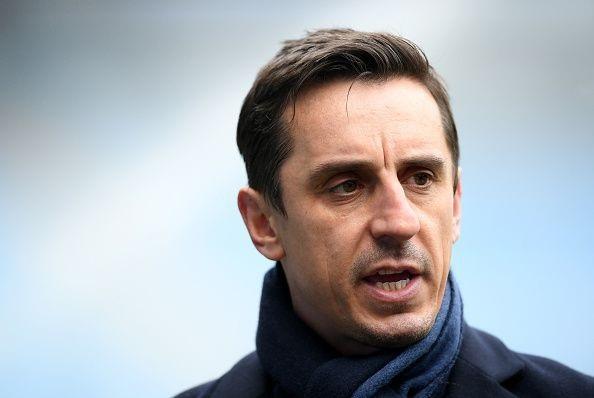 Gary Neville là chuyên gia phân tích bóng đá số một của tờ Sky Sports