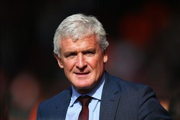 Mark Hughes từng là huấn luyện viên của đội bóng xứ Wales