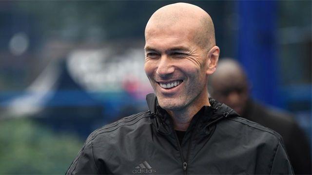 Zidane có khả năng truyền cảm hứng và khích lệ các cầu thủ
