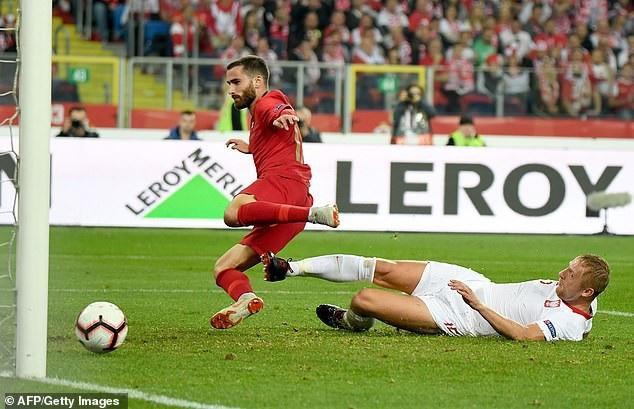 Bồ Đào Nha giành chiến thắng với tỷ số 3-2 trước Ba Lan