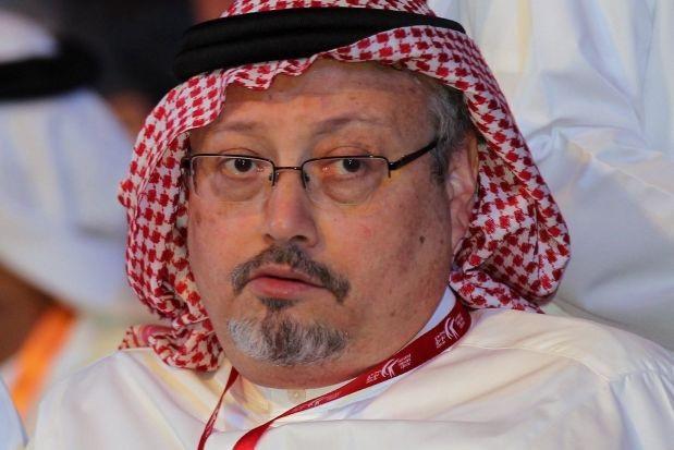 Nhà báo bất đồng chính kiến Jamal Khashoggi của Ả rập Xê út (Ảnh: WSJ)