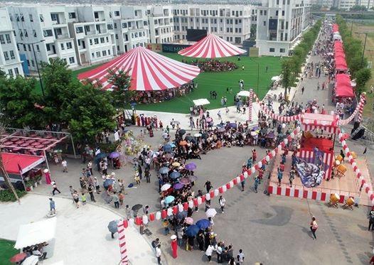 Lễ hội văn hóa Nhật Bản tại The Manor Central Park ngày 23/9 vừa qua đã thu hút hơn 12.000 người tham gia