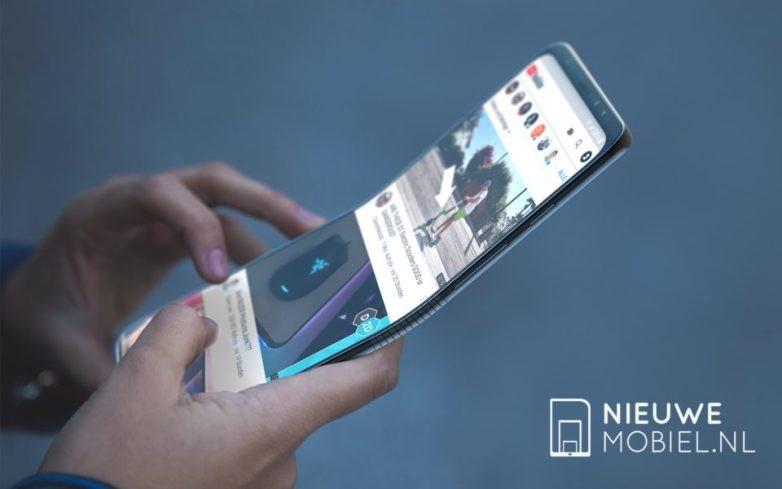 Sếp Samsung hé lộ về điện thoại có thể gập đôi, ra mắt trong tháng 11 - Ảnh 1.