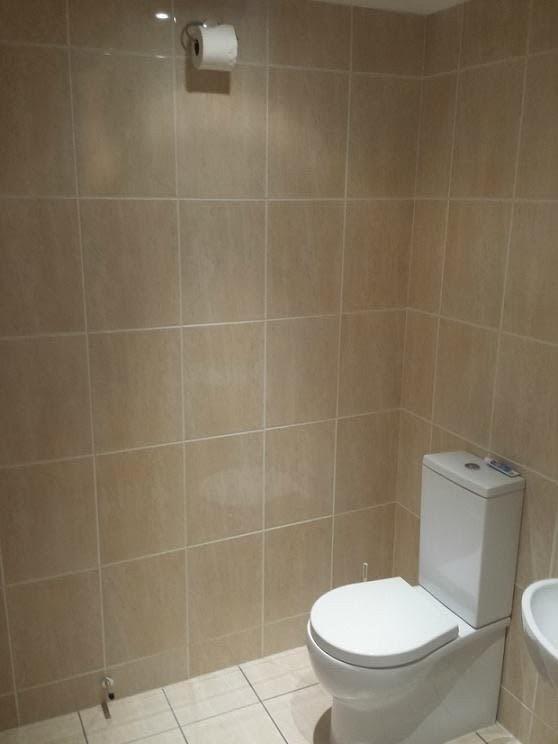 Nhà vệ sinh dành riêng cho vận động viên nhảy cao?