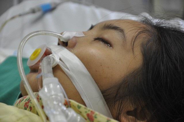 Sau thời gian điều trị tại khoa HSTC bệnh viện Bạch Mai, tính mạng của Xuân đã thoát khỏi cơn nguy kịch.