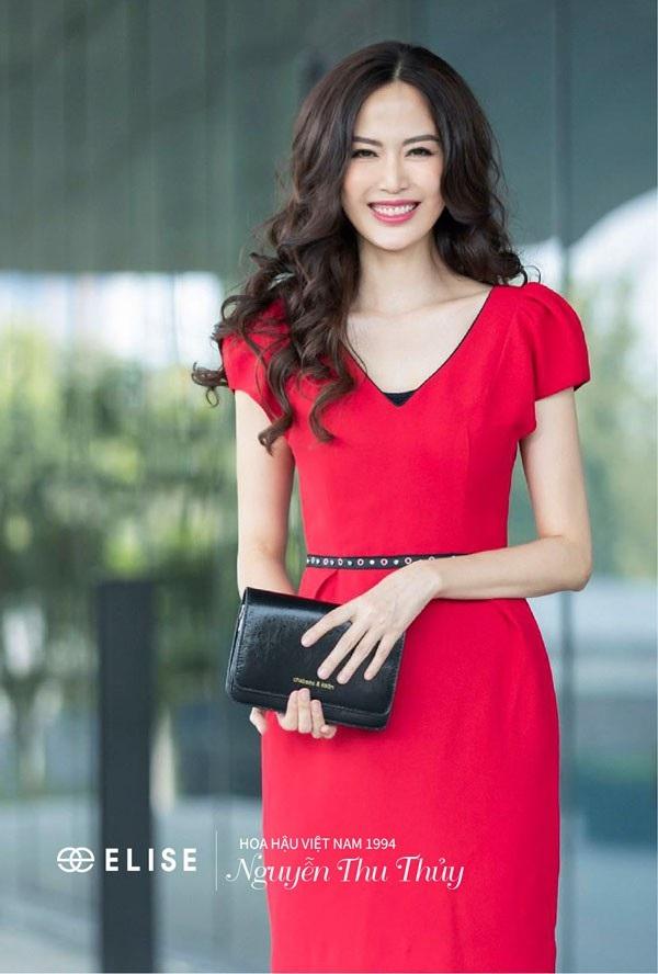 Hoa hậu Thu Thủy: 'Lúc nào tôi hạnh phúc là lúc tôi đẹp nhất' - 2