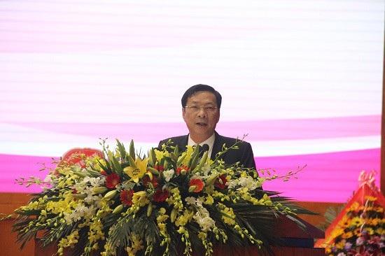 Bí thư Tỉnh ủy Nguyễn Văn Đọc mong muốn doanh nghiệp tiếp tục ủng hộ, đồng hành, đầu tư tại tỉnh Quảng Ninh.