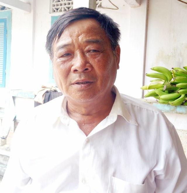 Ông Phạm Văn Điểm cho rằng, cũng vì quá tin vào doanh nghiệp nên ông ký tên chứ không biết nội dung gì.