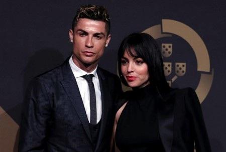 Georgina Rodriguez luôn là điểm tựa vững chắc cho C.Ronaldo