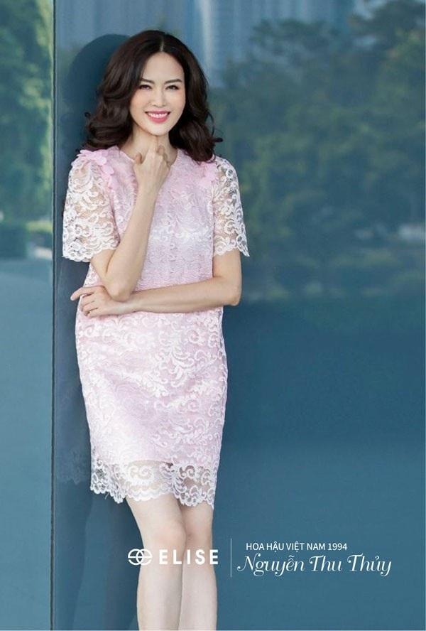 Hoa hậu Thu Thủy: 'Lúc nào tôi hạnh phúc là lúc tôi đẹp nhất' - 6