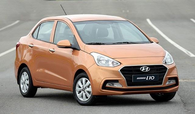 Đợt triệu hồi này chỉ áp dụng với các dòng Grand i10 được Hyundai lắp ráp trong nước.