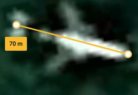 Ian Wilson khẳng định tìm thấy MH370 trong rừng rậm Campuchia nhờ ứng dụng bản đồ trực tuyến Google Maps