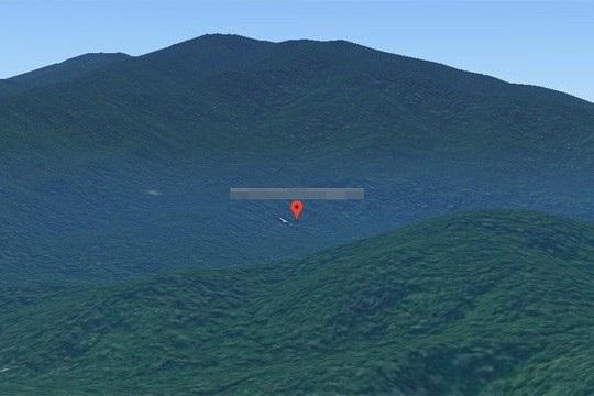 Ian Wilson khẳng định tìm thấy MH370 ở vị trí này nhờ ứng dụng bản đồ trực tuyến Google Maps