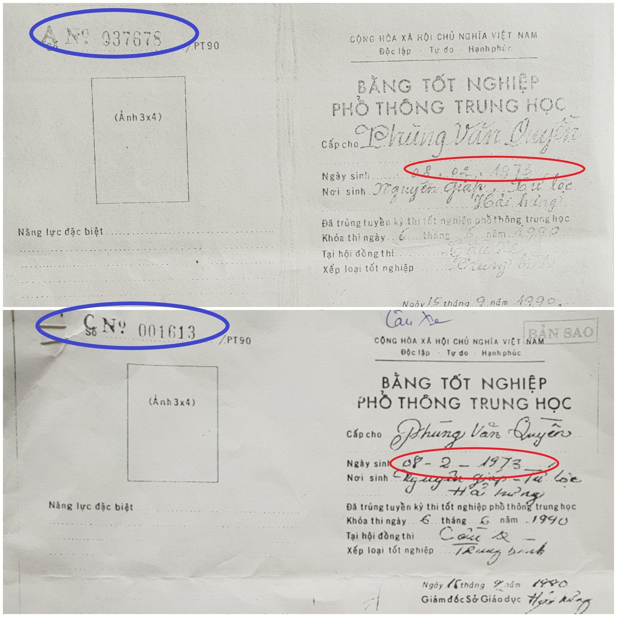 Vụ hồ sơ lý lịch sinh đôi tại Đắk Nông: Đã từng phát hiện 6 năm trước - Ảnh 1.