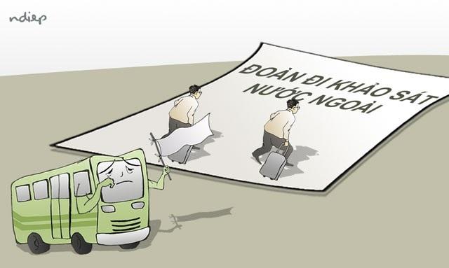BRT và những chuyến du lịch nước ngoài miễn phí - 1