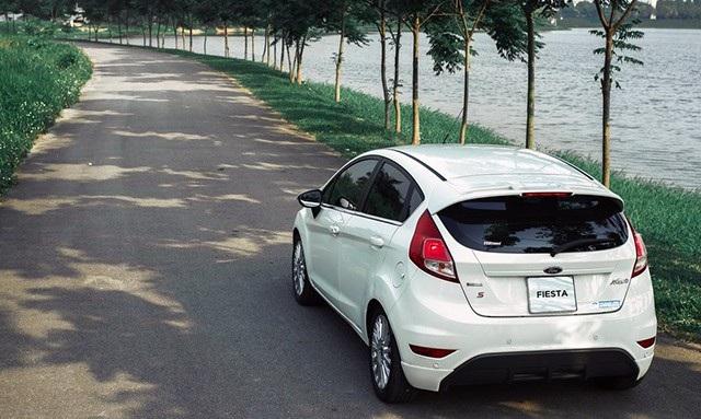 Fiesta là mẫu xe tạo nên nhiều tiếc nuối khi đã từng có thời điểm lọt vào danh sách xe bán chạy nhất thị trường.