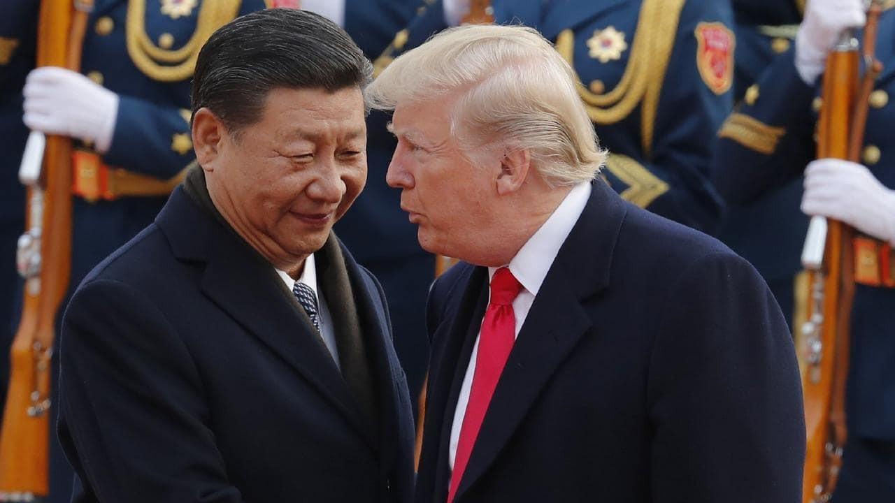 Đối đầu Mỹ - Trung: Từ đại bác chào mừng tới đòn giáng trên mọi mặt trận - Ảnh 7.