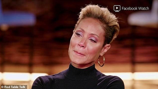"""Jada Pinkett Smith xúc động nhớ lại thời điểm cuộc hôn nhân với Will Smith """"chạm đáy"""""""