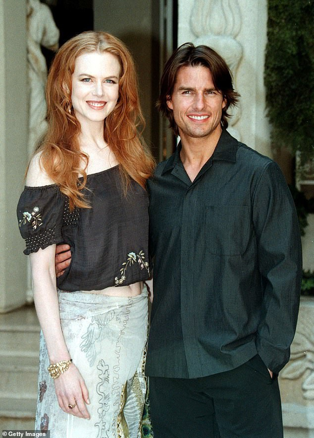 Nicole Kidman và Tom Cruise thuở còn gắn bó