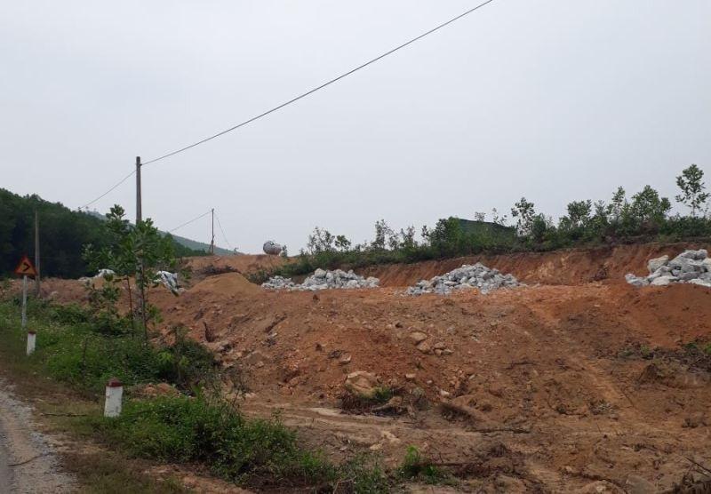 Xây dựng nhà máy phân bón hữu cơ không phép tại Thanh Hoá - Ảnh 1.
