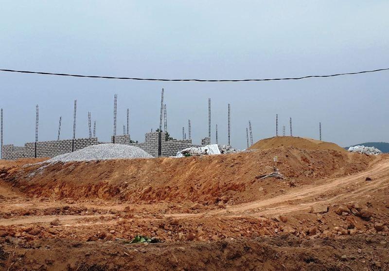 Xây dựng nhà máy phân bón hữu cơ không phép tại Thanh Hoá - Ảnh 3.