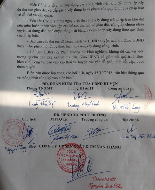 Xây dựng nhà máy phân bón hữu cơ không phép tại Thanh Hoá - Ảnh 2.