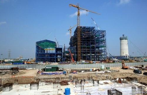 Chậm tiến độ khiến nhiều thiết bị tại dự án Nhà máy Nhiệt điện Thái Bình 2 đã quá hạn bảo hành.
