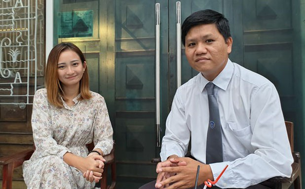 Luật sư Nguyễn Đức Chánh tư vấn pháp luật trong Chương trình 3 phút cùng Luật sư.