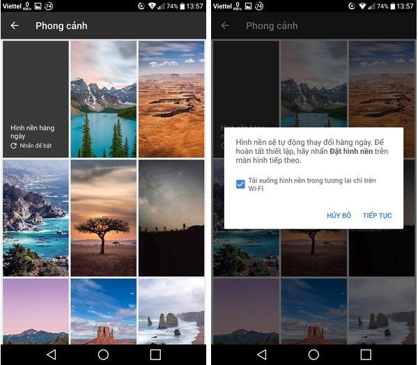 Ứng dụng hình nền chất lượng cao tuyệt đẹp dành cho smartphone do Google phát triển - 3