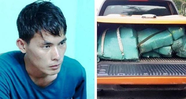 Trước đó, lực lượng chức năng tại Quảng Bình cũng đã bắt giữ một vụ vận chuyển ma túy đá với số lượng lên đến hơn 300 kg.