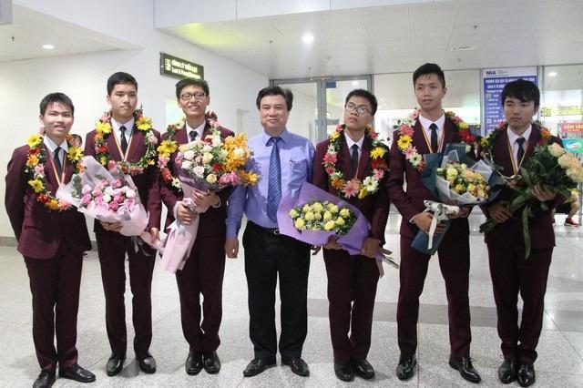 Đội tuyển Olympic toán quốc tế