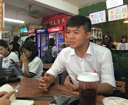 Không chỉ học giỏi, Đào Tuấn Anh hiện còn làm rất tốt công việc kinh doanh.