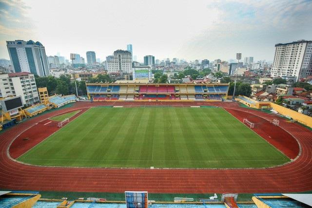 Hà Nội lên kế hoạch xây dựng sân Hàng Đẫy để phục vụ SEA Games (Ảnh: Toàn Vũ).