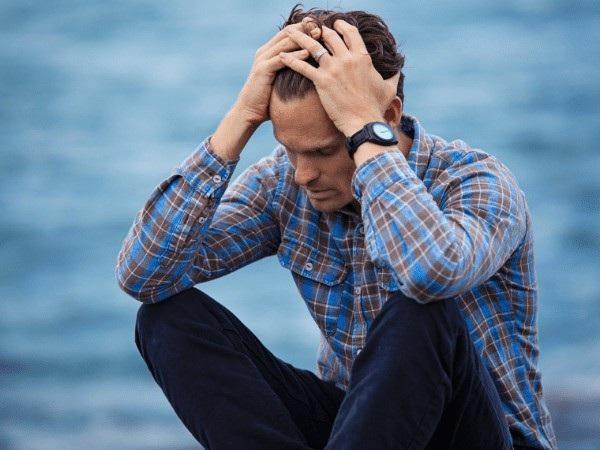 Những dấu hiệu trầm cảm ở nam giới - 1