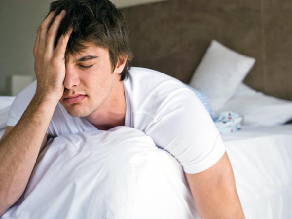 Những dấu hiệu trầm cảm ở nam giới - 5