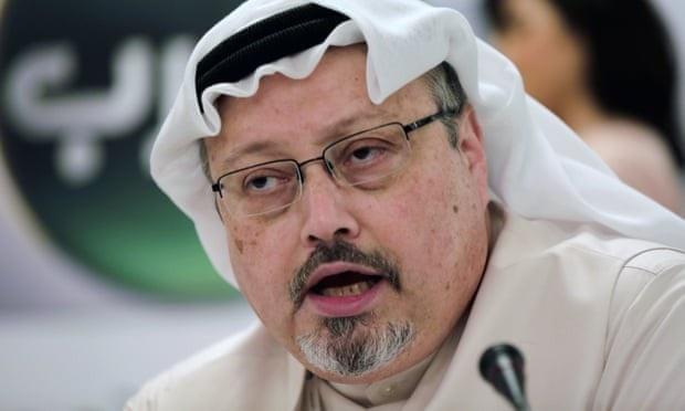 Nhà báo Khashoggi (Ảnh: Reuters)