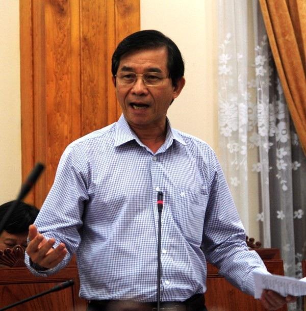 Phó Chủ tịch UBND tỉnh Bình Định Trần Châu chỉ đạo quyết liệt trong nỗ lực cùng tháo gỡ thẻ vàng cho thủy sản Việt Nam.
