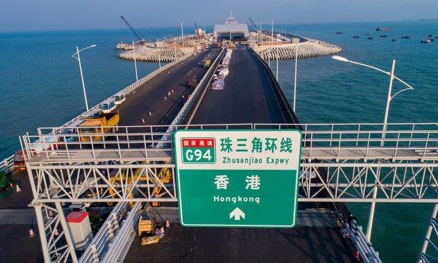 Công trình được kỳ vọng mang lại nhiều lợi ích trong các lĩnh vực kinh tế, du lịch, giao thông...