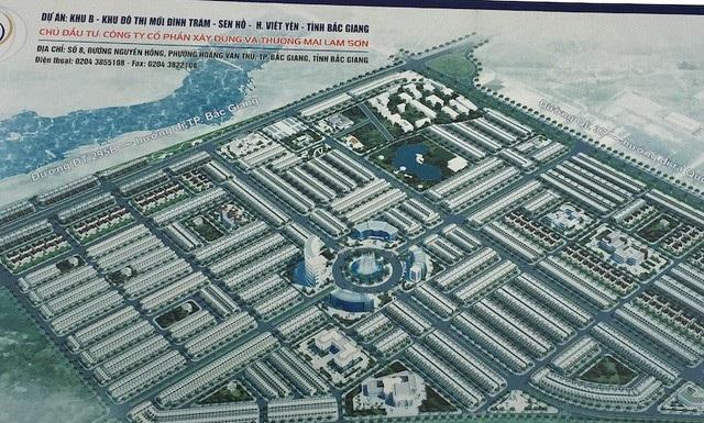 UBND tỉnh Bắc Giang tái khẳng định khiếu nại không có căn cứ tại dự án KĐT Đình Trám - Sen Hồ    - Ảnh 2.