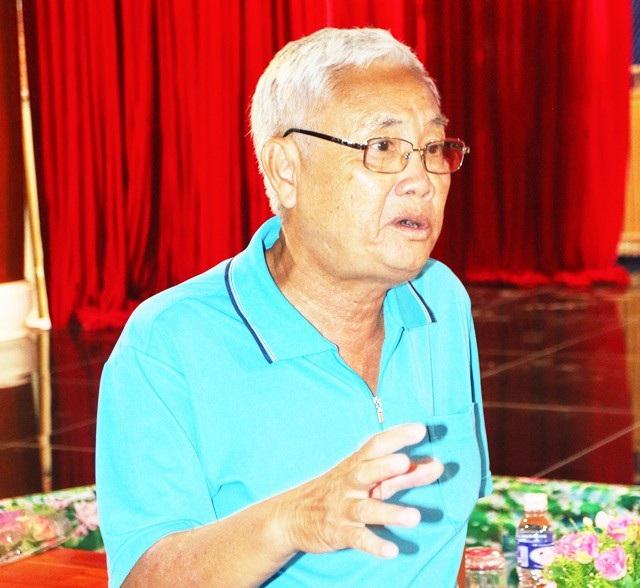 Phó Chủ tịch Thường trực Hiệp hội Du lịch ĐBSCL Lê Thanh Phong: Làm du lịch là phải đẹp.